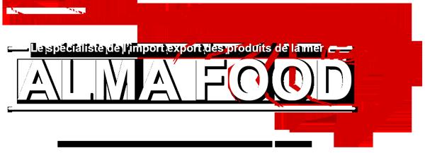 ALMA FOOD Le spécialise de l'import export des produits de la mer